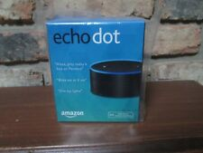 Amazon Echo Dot (1st Generation) Smart Assistant - Black