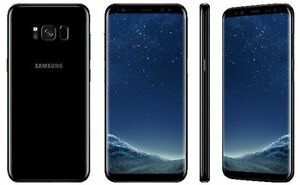 Samsung-Galaxy-S8-5-8-039-64GB-ITALIA-NUOVO-Midnight-Black-Smartphone-Android-Nero