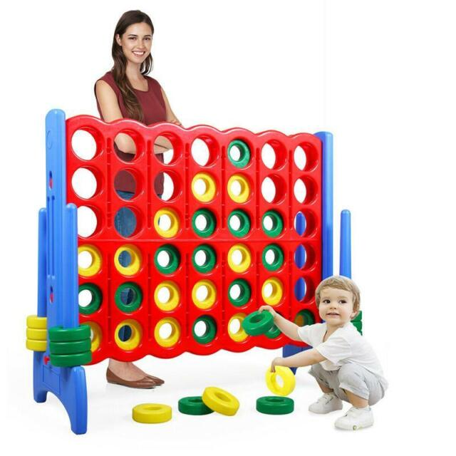 Connect 4 Tabletop Ball Shooting Games 4 In A Row Travel Game Toys For Kids New For Sale Online Ebay