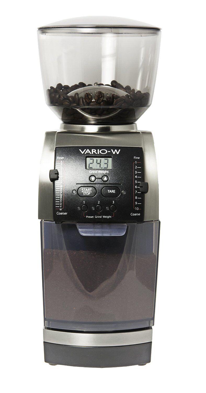 Moulin à café Baratza Vario-W Poids Based Expresso Broyeur 986