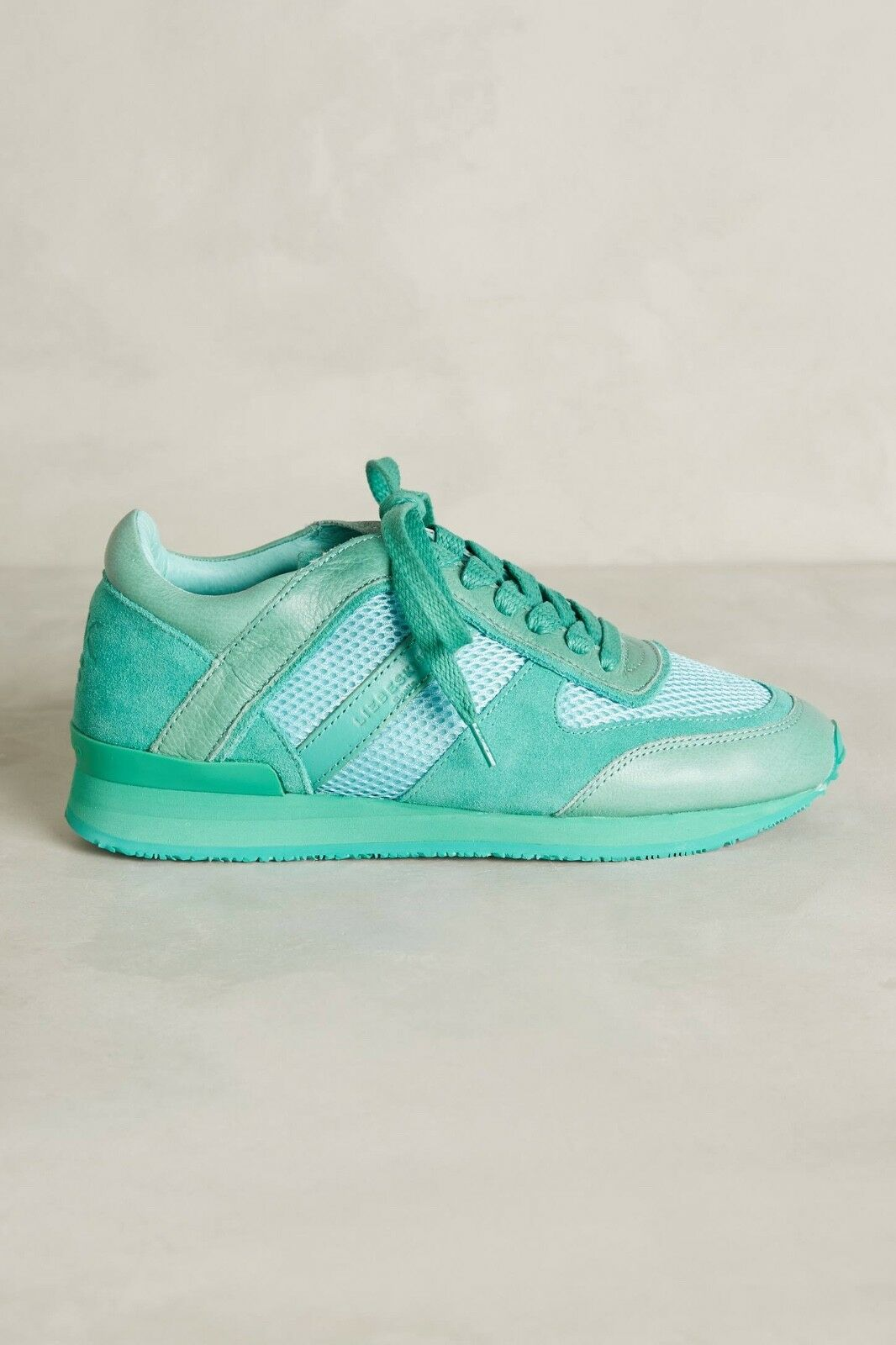 NEU198.00 Anthropologie Liebeskind Audra Sneakers - Green -  Sz 40