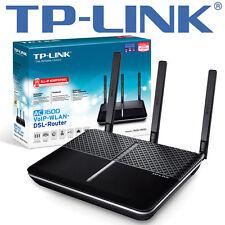 TP-LINK Archer vr600v ac1600-VoIP-WLAN-DSL modem router fino a 1,6 GB/s