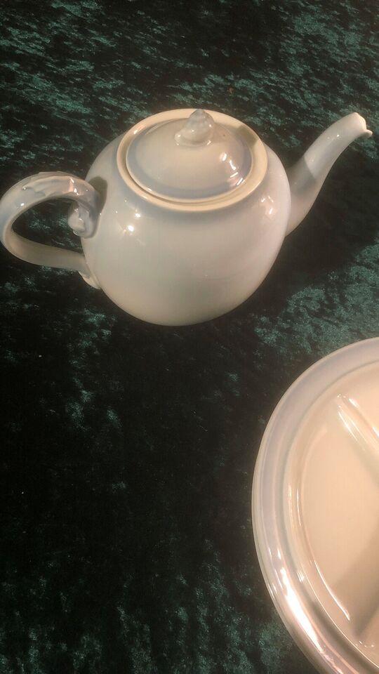Porcelæn, Tekande tallerken , Bing og grøndahl