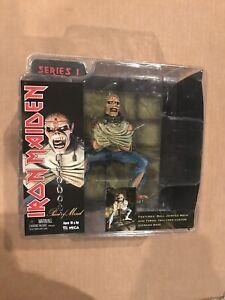 Iron-Maiden-Eddie-Piece-of-Mind-Action-Figure-New-Neca-toy-Series-1-RARE