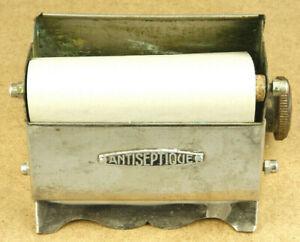 Vintage-Antiseptic-Razor-Wiper-System