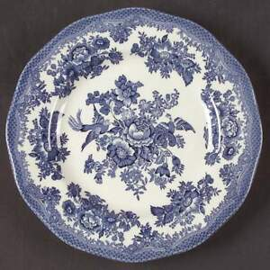 Johnson-Brothers-ASIATIC-PHEASANT-BLUE-Salad-Plate-2523872