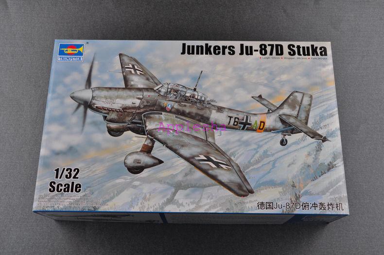 Trumpeter 03217 1 32 Junkers Ju87D Stuka