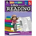 180 Days of Practice: 180 Days of Reading for Fifth Grade by Margot Kinberg (2013, Paperback, Revised)