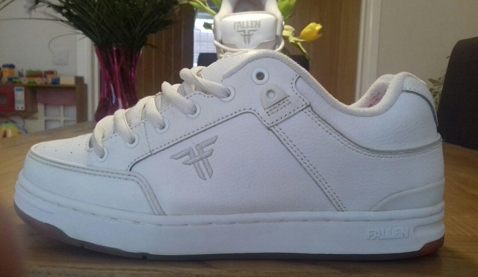 FALLEN HERITAGE SKATE Zapatos Zapatos SKATE sz7/eu41 és/KOSTON/MUSKA/SCHEME/EMERICA/CIRCA/THOMAS 7e8d3b