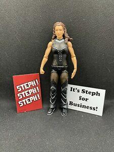 Stephanie McMahon Mattel Elite Series 37 Wrestling Figure WWE WWF