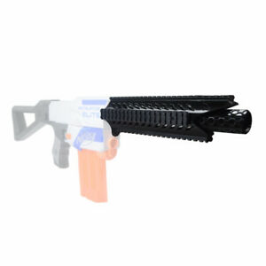 Worker-Mod-F10555-3D-Printing-Viper-Barrel-Jacket-for-Nerf-RETAILATOR-Modify-Toy