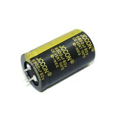 1pcs 80v6800uf Aluminum Electrolytic Capacitor Audio Filter Capacitor 30x50mm