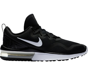 Men s NIKE Air Max Fury RUNNING Shoes Size 8-12.5 Black White ... 5ab00eded