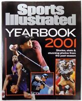 Sports Illustrated Yearbook 2001 2001 Hardcover Never Used