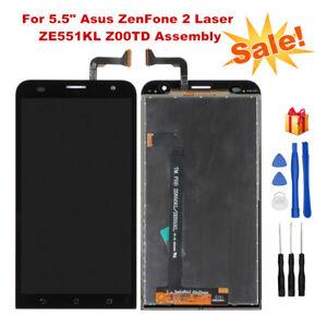 Per-Asus-ZENFONE-2-LASER-ZE551KL-Z00TD-LCD-Display-Touch-Screen-Montaggio-Strumenti