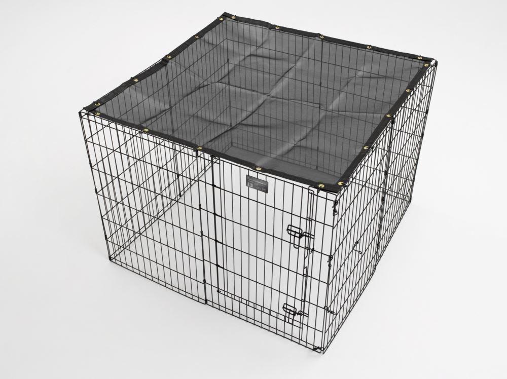 Solar más Alta Aire Libre Perro Ejercicio Pluma Bloqueador Solar Cortina Toldo