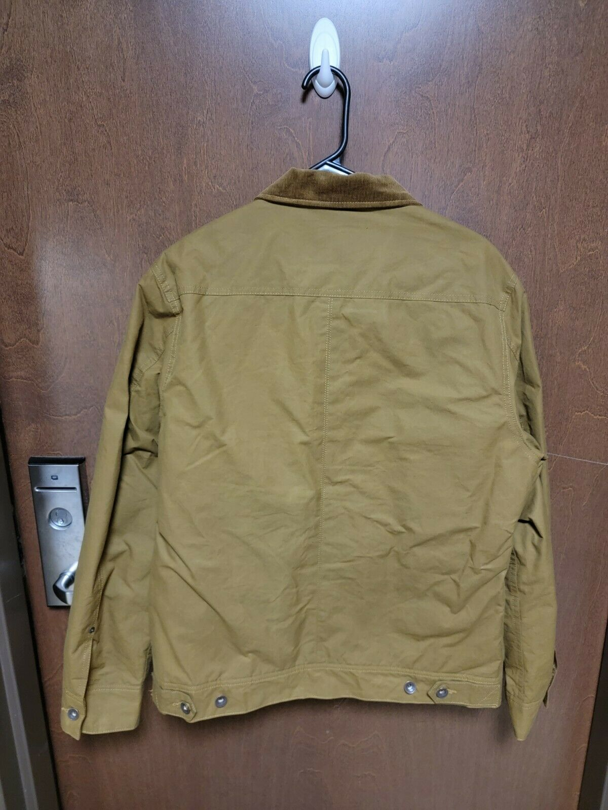 Taylor Stitch Long Haul Jacket in Harvest Tan Dry… - image 4
