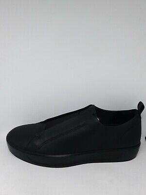 ecco soft 8 Men Schuhe Herren Sneaker Schuhe Schnurlos Leder UK10,5 Gr.45 Neu | eBay