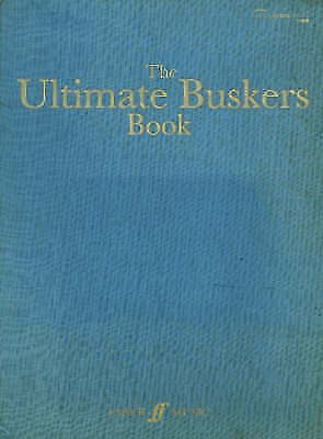 1 of 1 - Good, The Ultimate Buskers Book, , Book