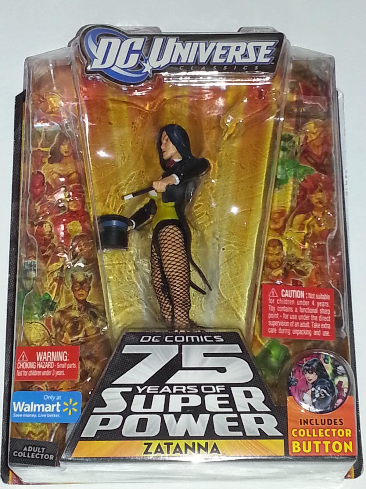 DC Universe 18 - ZATANA - Ultra Humanite CNC BAF Right Arm Walmart Exclusive