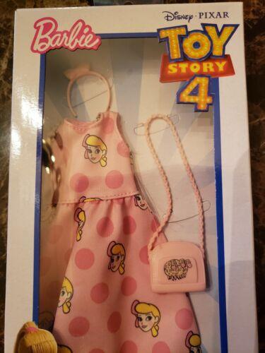 NEW 2019 Barbie DISNEY PIXAR TOY STORY 4 BARBIE DRESS Fashion Pack