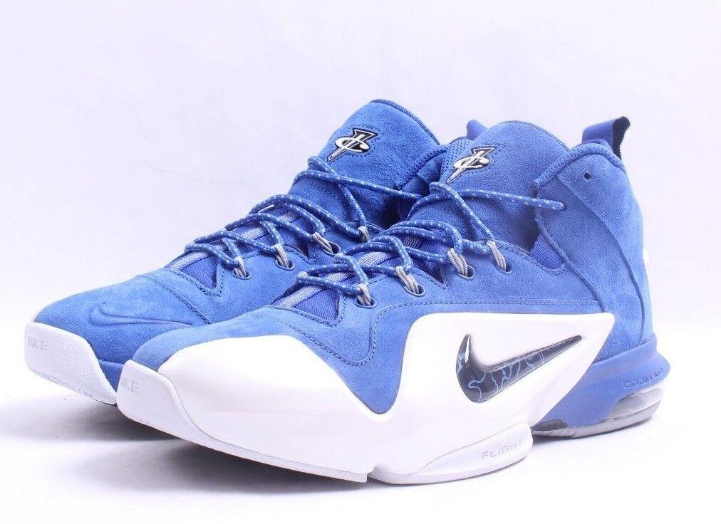Nike Zoom Penny VI 6 White & Royal Men Price reduction