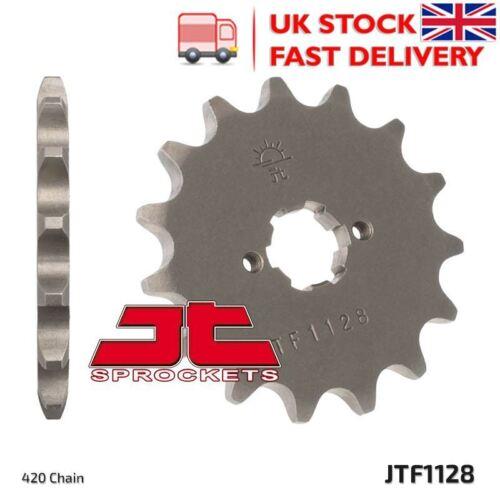 Front Sprocket JTF1128 11t fits Aprilia 50 RX 06-11 JT