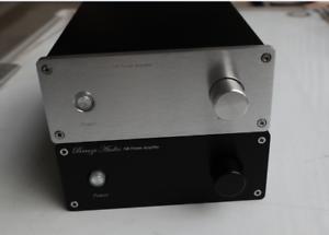 Full-Aluminum-amplifier-chassis-DIY-Enclosure-AMP-case-preamp-Box-172-64-261mm