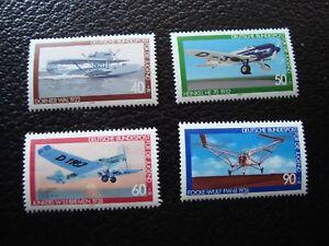 Germany-Rfa-Stamp-Yvert-Tellier-N-850-A-853-N-MNH-CAM1-A