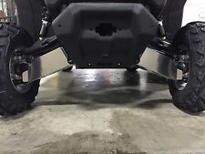 2016 CAN-AM DEFENDER HD08HD10 UTV FRONT A-ARM GUARDS SKID PLATE