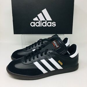 Adidas-Originals-Samba-Classic-Men-s-All-Sizes-Casual-Sneakers-Black-Gum-Shoes