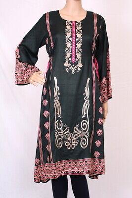 Designer Inspired Readymade Pakistani Indian Kurta Kurti Khaadi Elan Barooque
