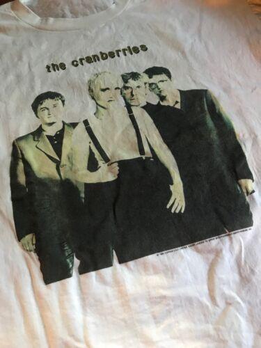 Vintage 90s The Cranberries Original Concert T-Shi