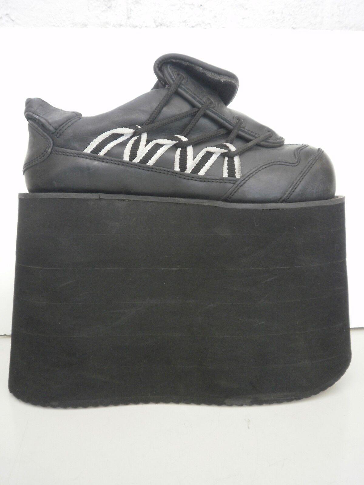 Swear Swear Swear botas de plataforma zapatos True vintage 90s zapatos señora zapatos de culto Tower cortos  promocionales de incentivo
