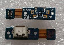 Conector de carga Flex Enchufe Micro USB Charger para HTC Salsa G15 C510e