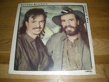 BELLAMY BROTHERS country rap LP Record - Sealed