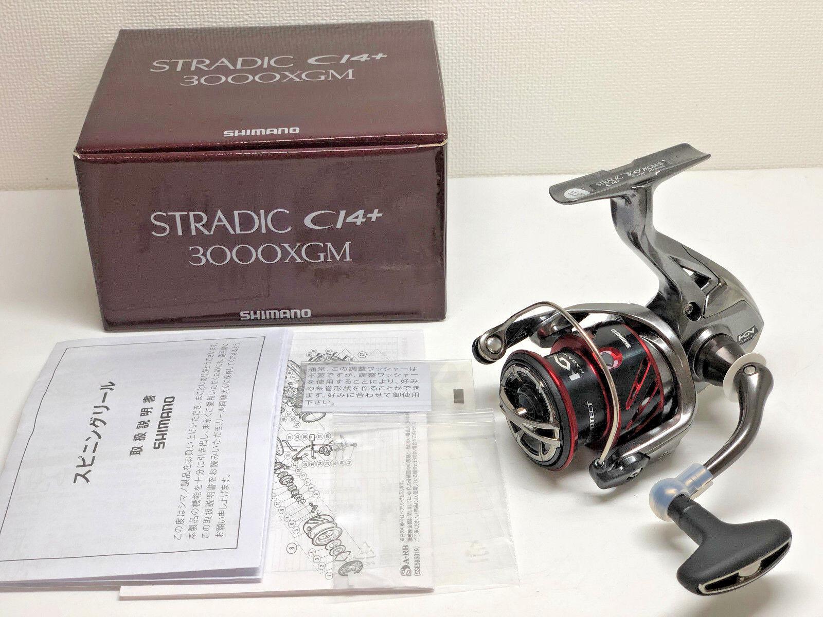 Shimano 16 FH-CI4+ 3000XGM de Japón