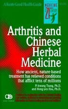 Arthritis and Chinese Herbal Medicine (Keats Good Health Guides) by Hsu, Hong-Y