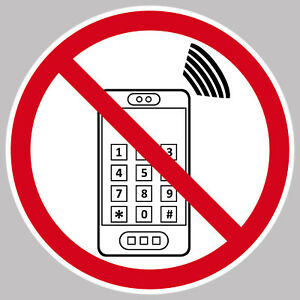 Sticker-15cm-Mobile-Phones-not-Permitted-Smartphone-Use-Calls-Verboten