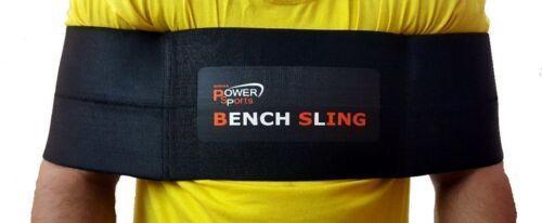 BENCH SLING Straps Power Lifting Weightlifting Bench Press Sling Shot 2XL