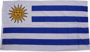 Fahne Flagge Uruguay 90 x 150 cm