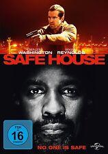 SAFE HOUSE (Denzel Washington, Ryan Reynolds) NEU+OVP
