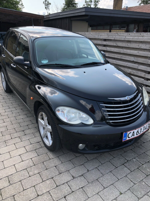 Chrysler PT Cruiser, 2,2 CRD Limited, Diesel, 2006, km…
