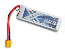 Lipo batería 11.1v 3s 2200mah 20c lipo xt60 Plug/FPV racing nuevo