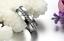 Anello-Anelli-Fede-Fedina-Fascia-Uomo-Donna-Unisex-Acciaio-Cristallo-Love-Coppia miniatura 2