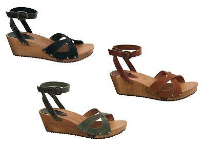 Thalia Wedge Flex Sandal Sanita C8RWlRw