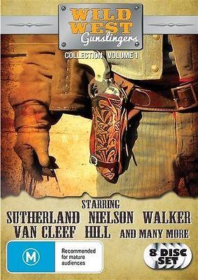 Wild West Gunslingers Collection Volume 1- 30 Movies