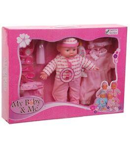 me & my baby dolls