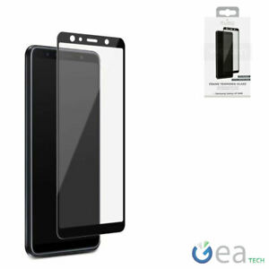 Puro-Tempered-Glass-with-Frame-Black-Ultra-Resistant-for-Galaxy-A7-2018-Black