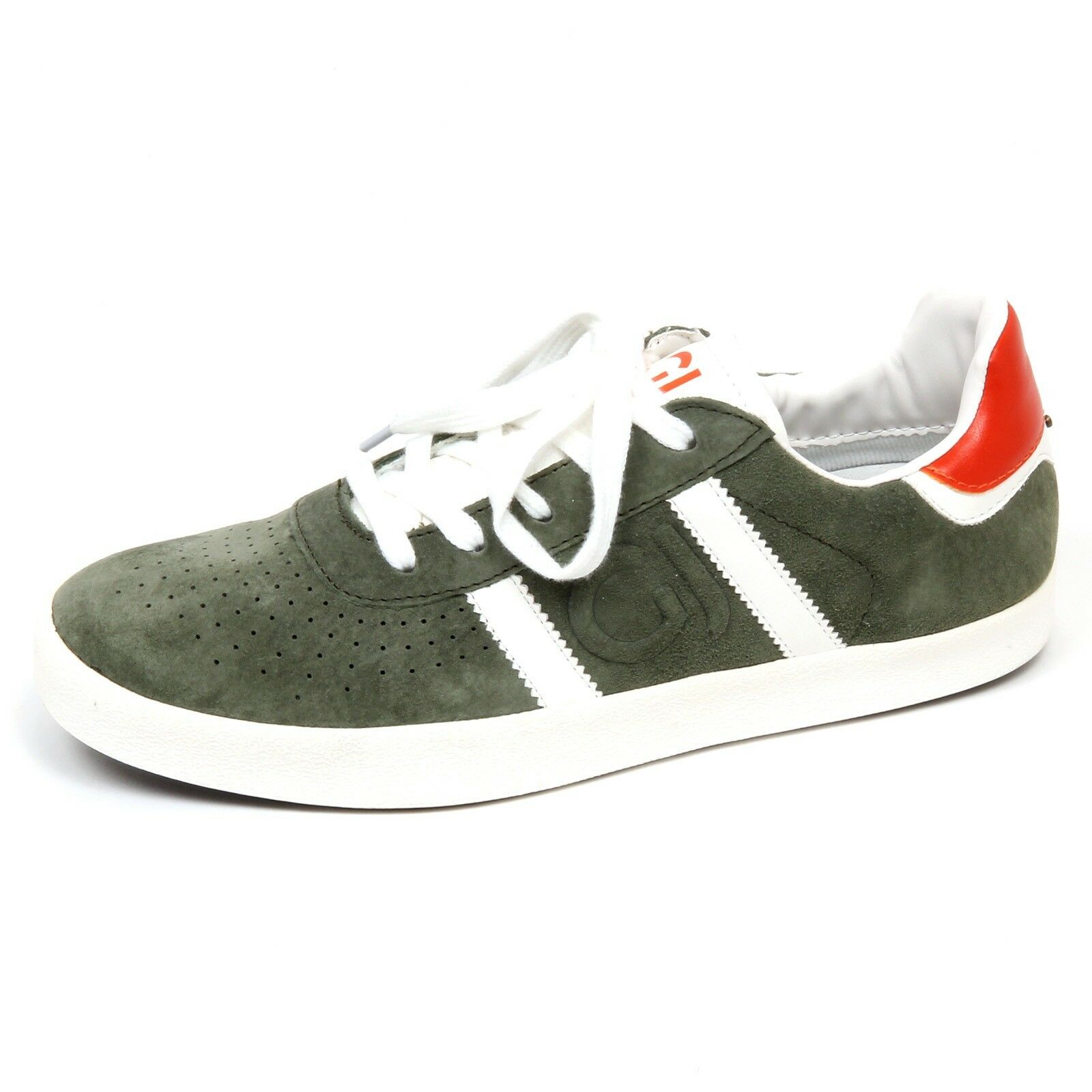E9558 sneaker uomo green olive GAUDI' man scarpe shoe man GAUDI' aa3d29